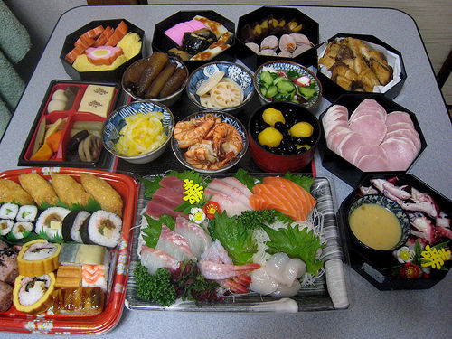 Osechi