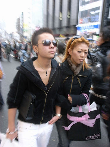 harajuku couple