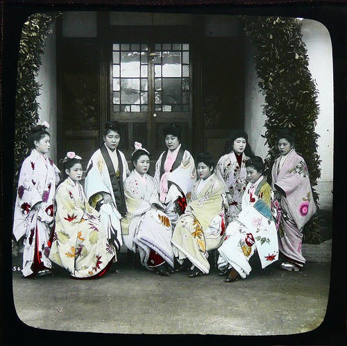japanese robes