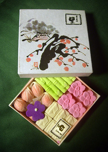 japanese wagashi