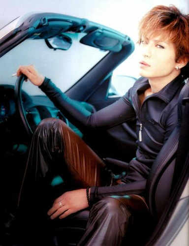 This is Gackt