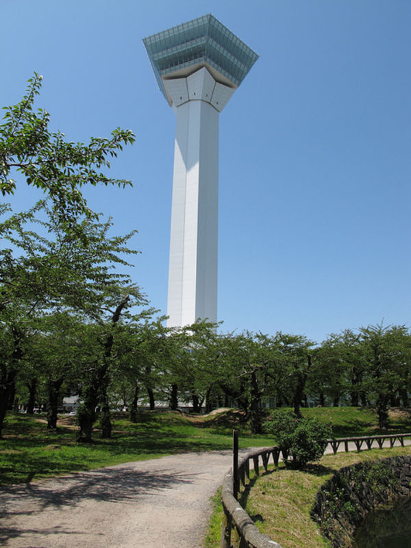 Goryokaku Tower