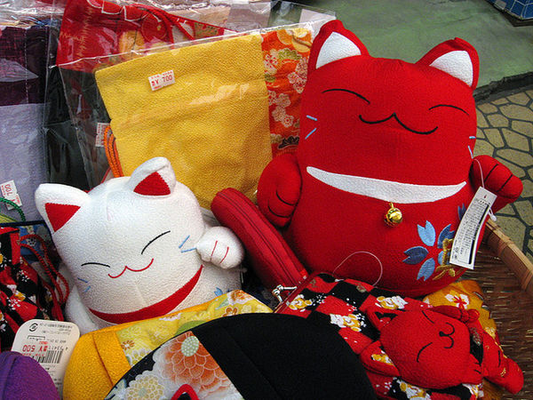 Maneki Neko Dolls