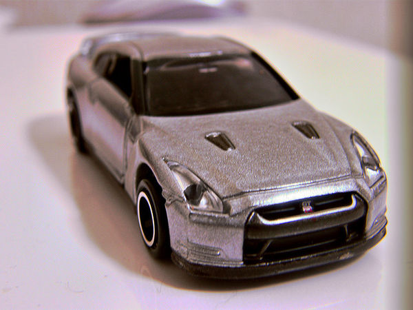 Nissan Skyline GT R tomica
