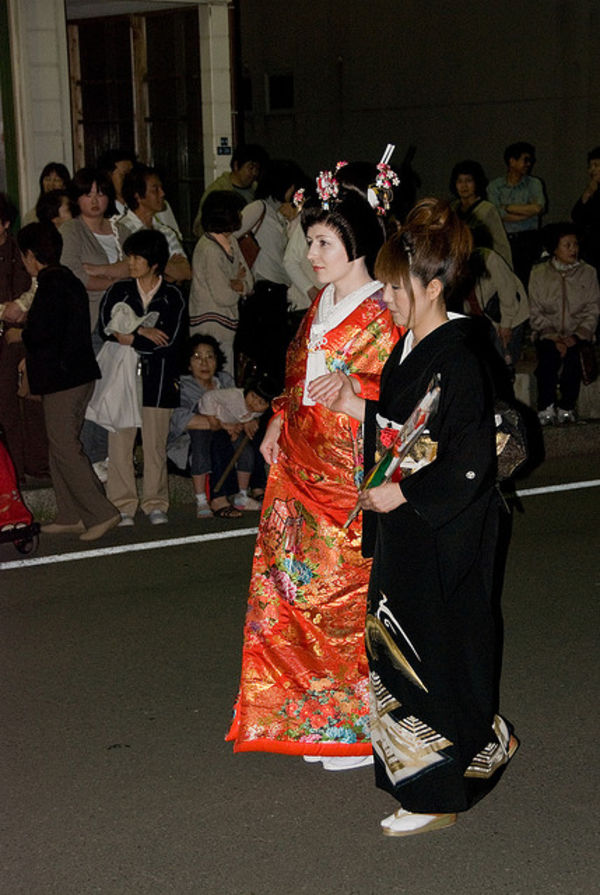 Noshiro Bride Festival