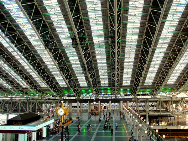 Osaka Station City building
