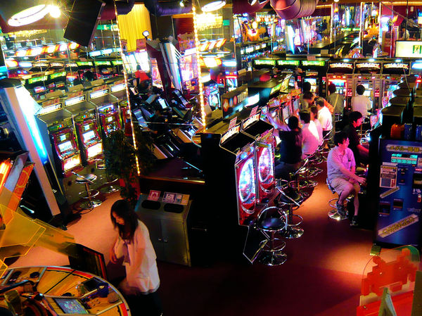 gambling in Japan