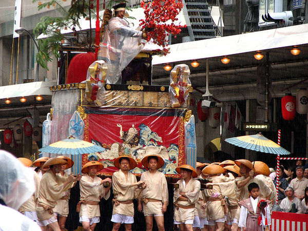 gion is Japans best festival