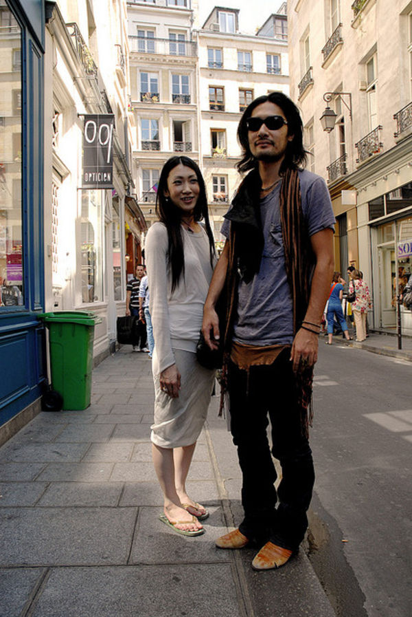 japanese street fashion in paris