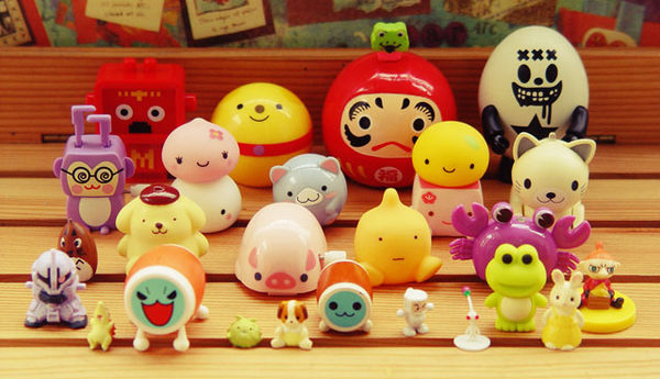 kawaii toys from Japan