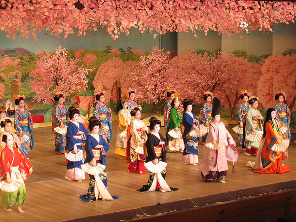 miyako odori