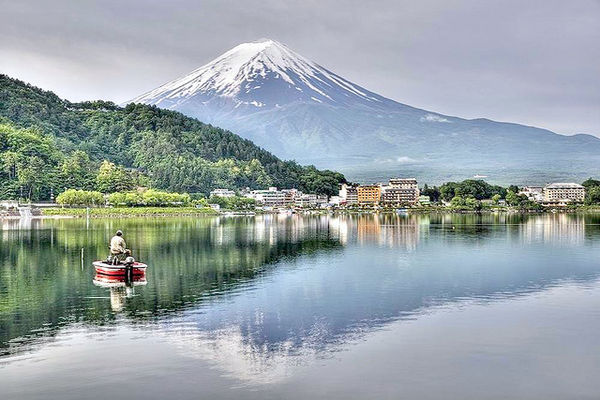 mount fuji
