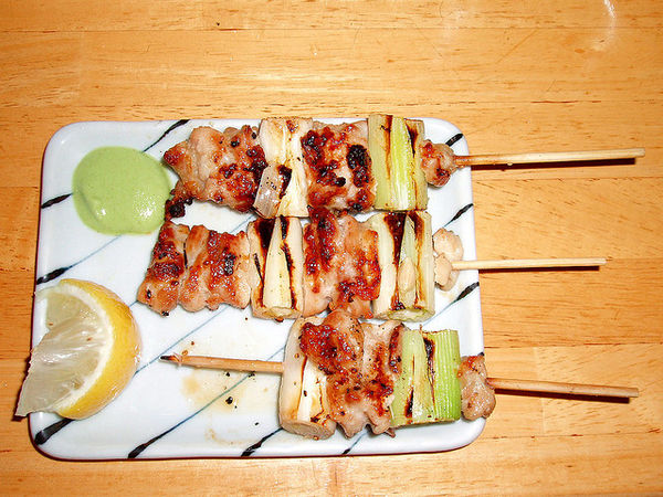 negima yakitori