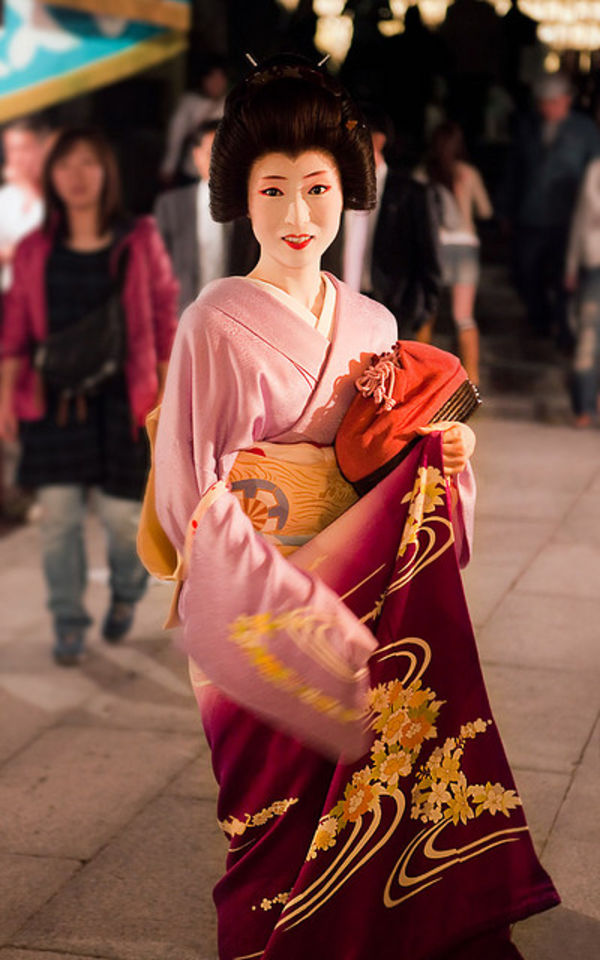 real geisha