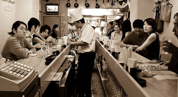 shinjuku restaurant