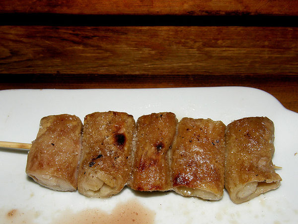 shiro yakitori