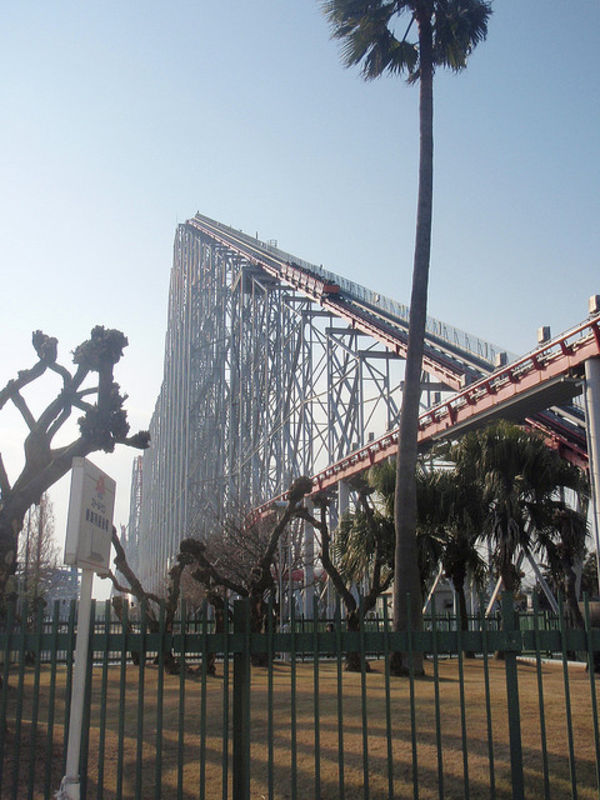 steel dragon coaster