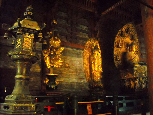 toji statues