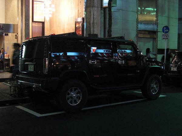 tokyo hummer