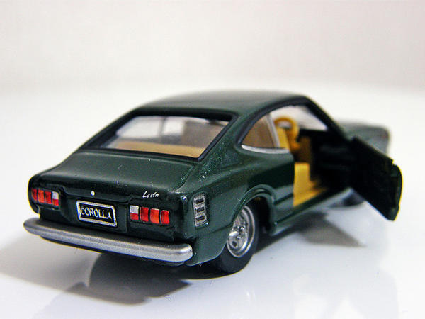 tomica Toyota Corolla Levin