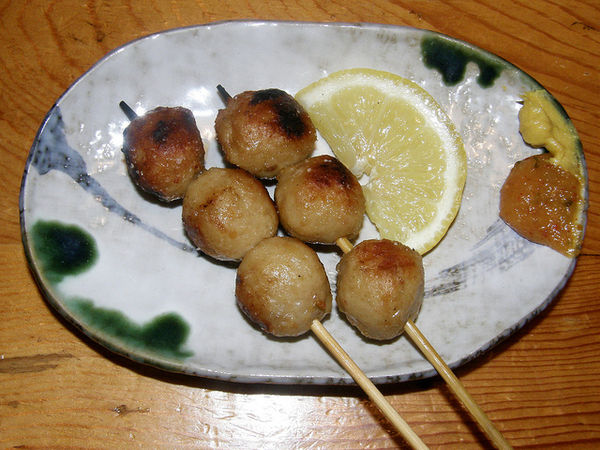 tsukune yakitori