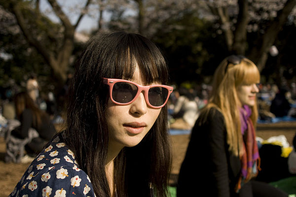 yoyogi park on sunday
